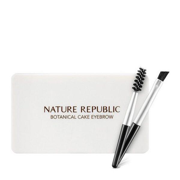Bột Tán Chân Mày Nature Republic Botanical Cake Eyebrow