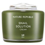 Kem Dưỡng Da Chiết Xuất Ốc Sên Nature Republic Snail Solution Cream
