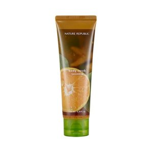 Tẩy Tế Bào Chết Nature Republic Bath & Nature Tangerine Body Scrub Wash