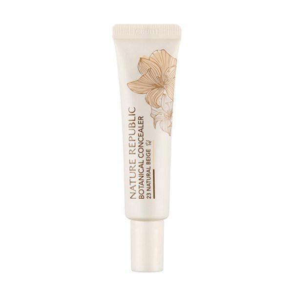 Kem Che Khuyết Điểm Nature Republic Botanical Cream Concealer