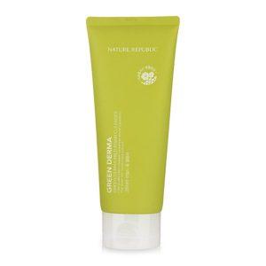 Sữa Rửa Mặt Nature Republic Green Derma Mild Foam Cleanser