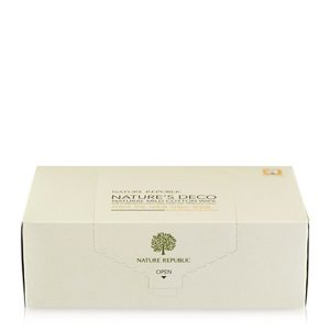 Bông Tẩy Trang Nature Republic Nature's Deco Natural Mild Cotton Wipe