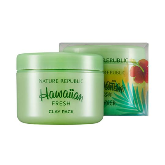 Mặt Nạ Đất Sét Nature Republic Hawaiian Fresh Clay Pack