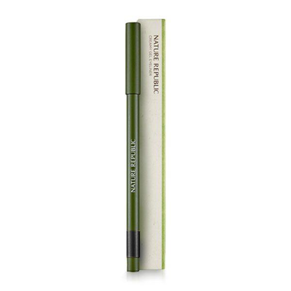 Kẻ mắt Nature Republic Provence Creamy Gel Eyeliner 01 Black