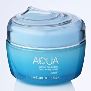 Kem Dưỡng Ẩm Nature Republic Super Aqua Max Fresh Watery Cream