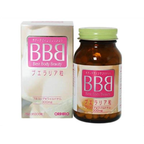 Thuốc nở ngực BBB ORIHIRO