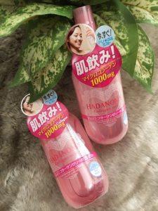 Nước Hoa HồngHadanomy Collagen MistGiúp Da Trắng Sáng