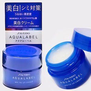 Kem dưỡng trắng da mặt ban đêm Shiseido