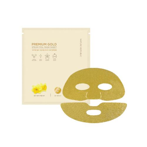 Mặt Nạ Premium Gold Chiết Xuất Từ Vàng