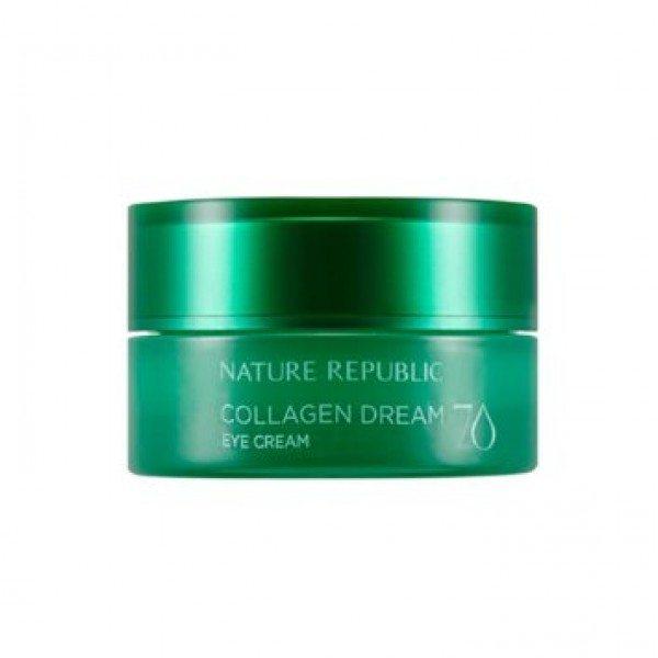 Kem Dưỡng Da Vùng Mắt Nature Republic Collagen Dream 70 Eye Cream