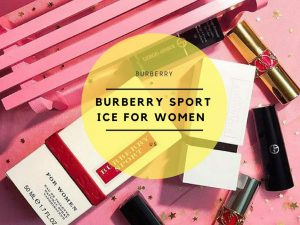 Nước Hoa Burberry Sport Ice For Women