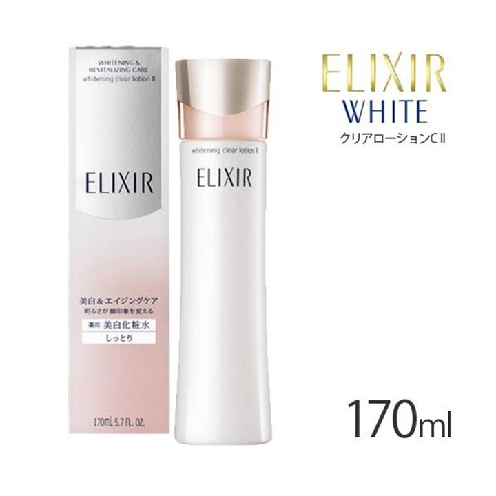 Elixir White Whitening Clear Lotion I