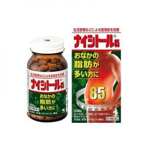 Thuốc Giảm Cân Naishitoru Nhật Bản