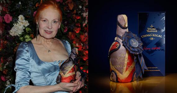 Nữ Hoàng Anh và phiên bản đặc biệt của rượu Chivas Regal 18