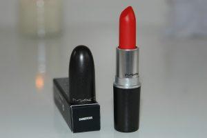 son MAC Lady Danger Lipstick