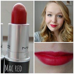 Son Mac Mac Red