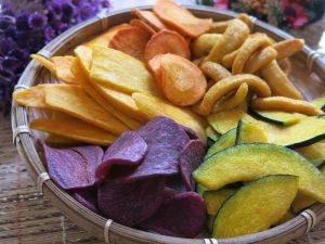 hoa quả sấy khô làm tăng cân