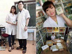 Phân phối Trà giảm cân hiệu quả an toàn Vy Tea