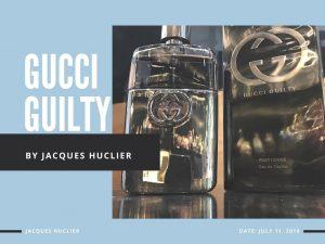 Gucci Guilty pour Homme dòng nước hoa hương gỗ cho nam