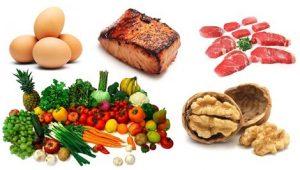 Phương pháp tăng chiều cao ở tuổi 20 Chế độ ăn uống hợp lý