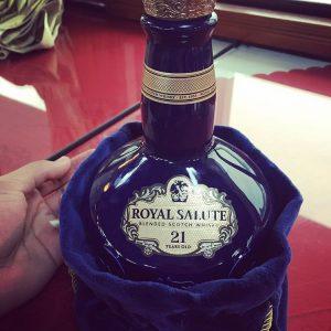 Rượu Royal Salute 21 Thượng Hạng