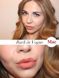 Son Mac Retro Matte Liquid Lipcolour Back in Vogue