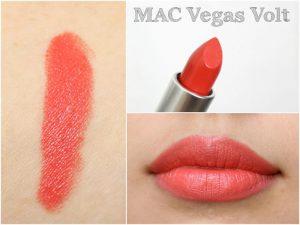 Son môi Mac màu Vegas Volt
