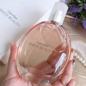 Nước hoa Calvin Klein Sheer Beauty essence 100ml
