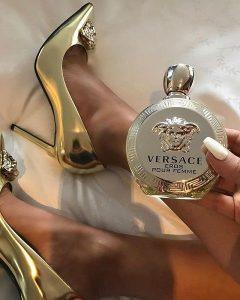 Nước hoa Versace nữ Eros Pour Femme Nữ