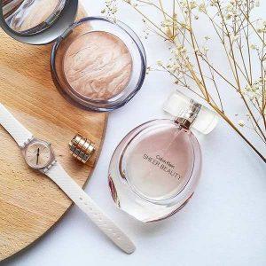 Nước hoa Calvin Klein Sheer Beauty hương thơm quyến rũ