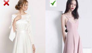 Những bộ váy trắng đẹp trang phục không nên mặc đi đám cưới
