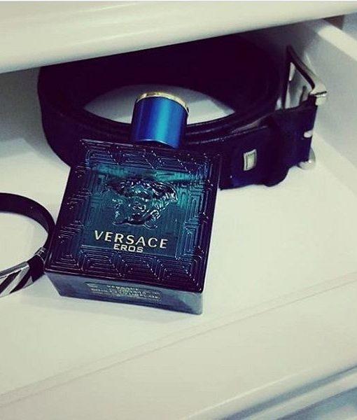 Nước hoa Versace Eros Eau De Toilette 100ml - Nước hoa cao cấp