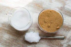 Cách làm trắng da toàn thân cấp tốc tại nhà tự nhiên bằng dấm và đường nâu