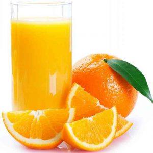 Nước cam chữa bệnh yếu sinh lý tại nhà