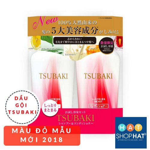 dầu gội kích thích mọc tóc tsubaki màu đỏ mẫu mới 2018.jpg.jpg