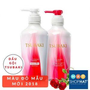 dầu gội ngăn chống rụng tóc tsubaki màu đỏ mẫu mới 2018.jpg.jpg