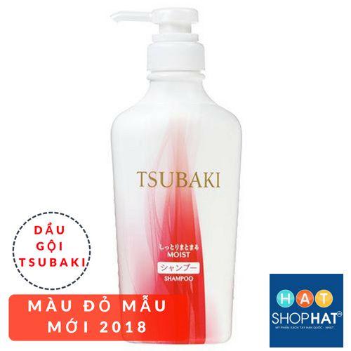 dầu gội trị rụng tóc tsubaki màu đỏ mẫu mới 2018.jpg