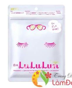 Mặt Nạ Lululun Mask 7 Miếng Nhật Bản