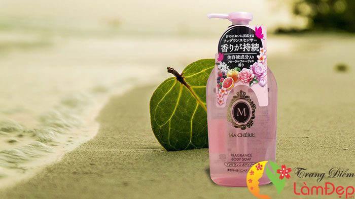 Sữa Tắm Shiseido MaCherie Chăm Sóc Và Nuôi Dưỡng Làn Da