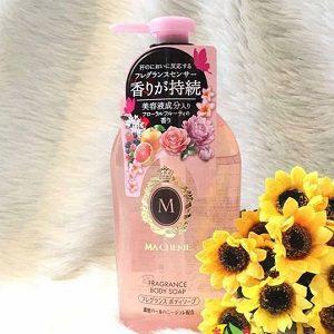 Sữa Tắm Shiseido MaCherie Sữa Tắm Cao Cấp Số 1 Nhật Bản