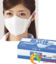 Khẩu Trang Unicharm 3D Mask Đúng Cách